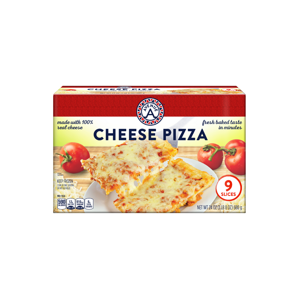 Cheese Pizza - Avenue A