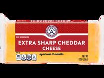 Chunk Extra Sharp Cheese