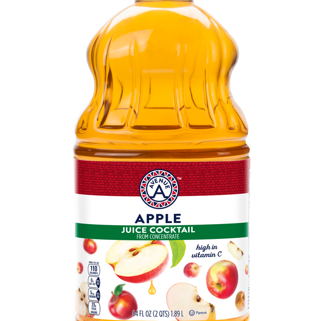 Apple Juice Cocktail