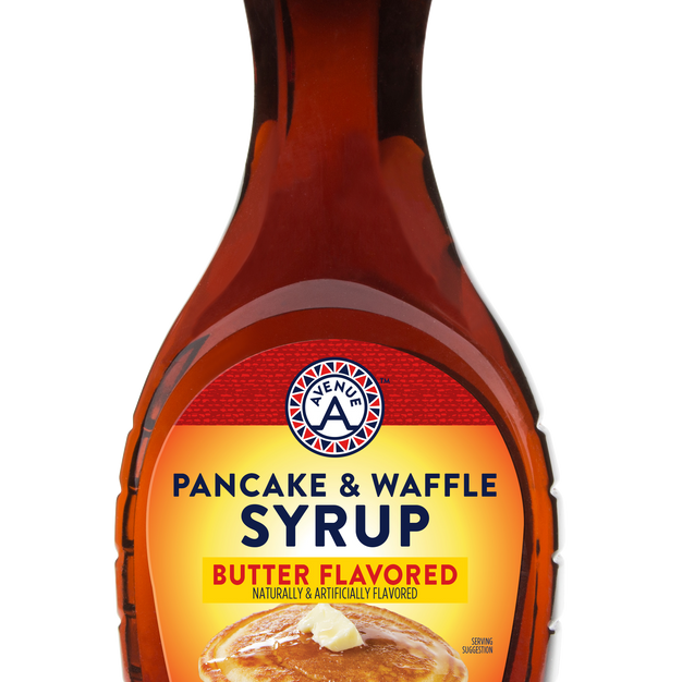 Butter Pancake Syrup