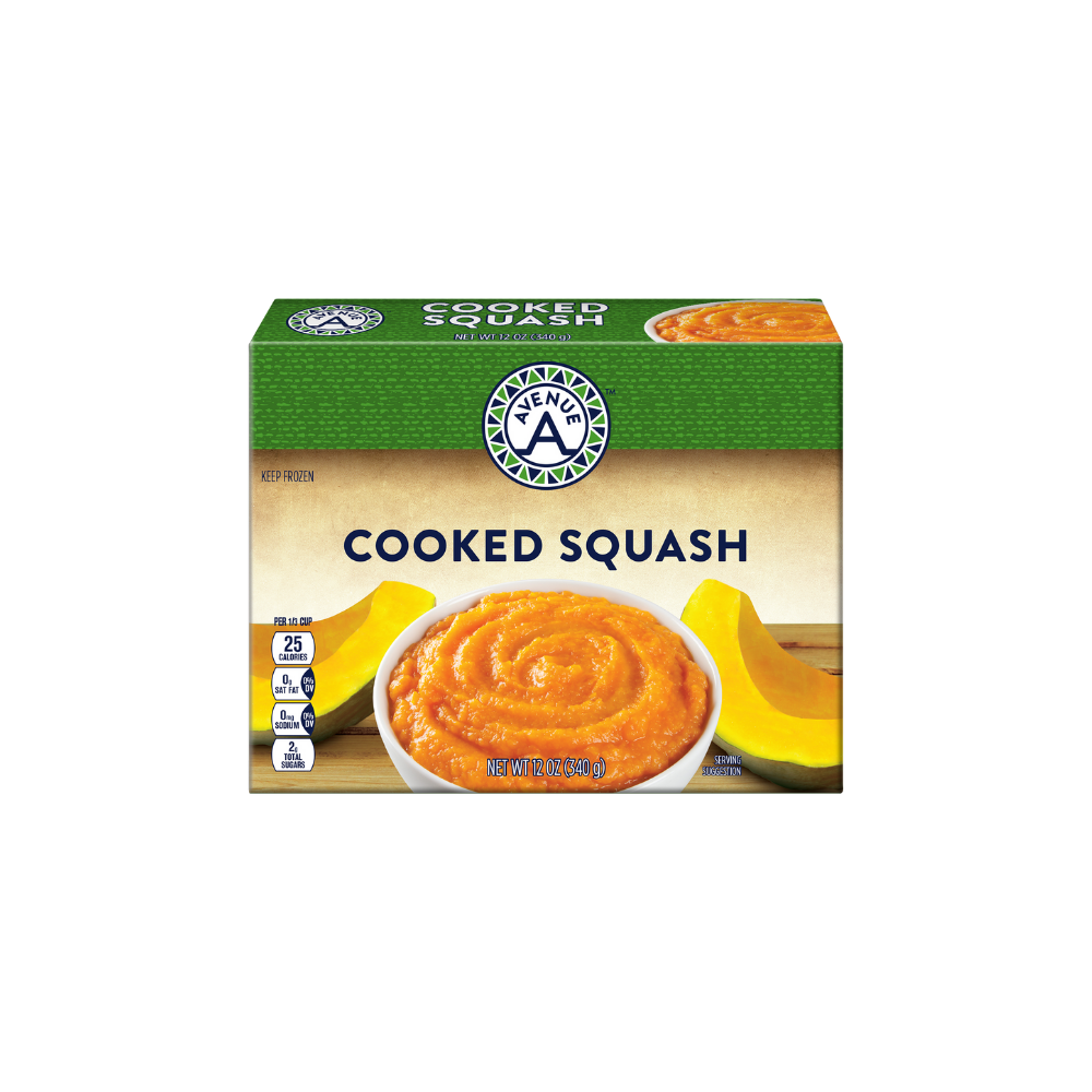 Cooked Squash - Avenue A