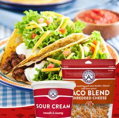 Avenue A Sour Cream & Taco Blend