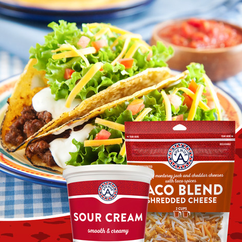 Avenue A Sour Cream & Taco Blend