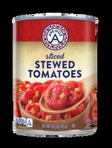 Sliced Stewed Tomatoes