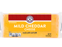Chunk Mild Cheddar Cheese