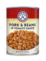 Pork and Beans in Tomato Sauce