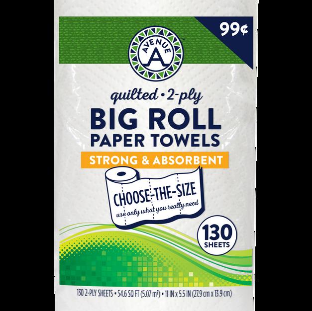 Paper Towel Big Roll