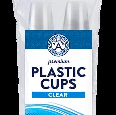 Plastic Cups (100 count)