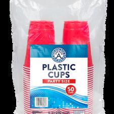 Plastic Cups (18 oz)