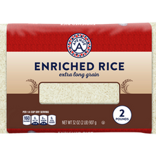 Enriched Long Grain White
