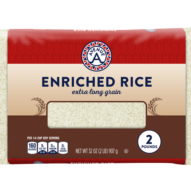 Enriched Long Grain White