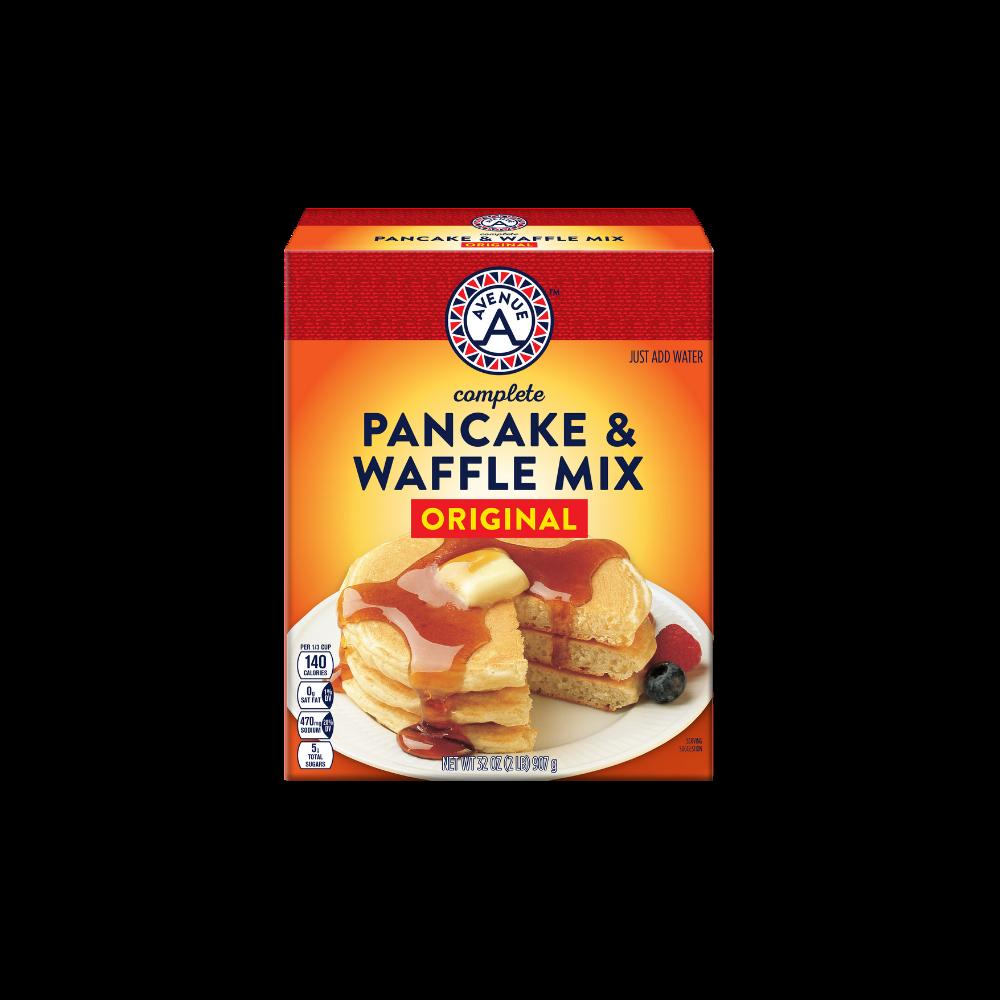 Pancake & Waffle Mix - Avenue A