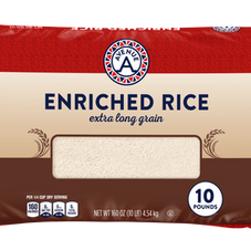Enriched Long Grain White Rice
