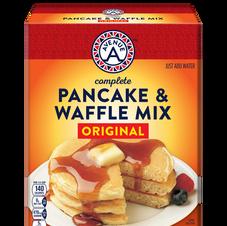 Complete Pancake & Waffles