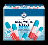 Red, White & Blue Junior Pops