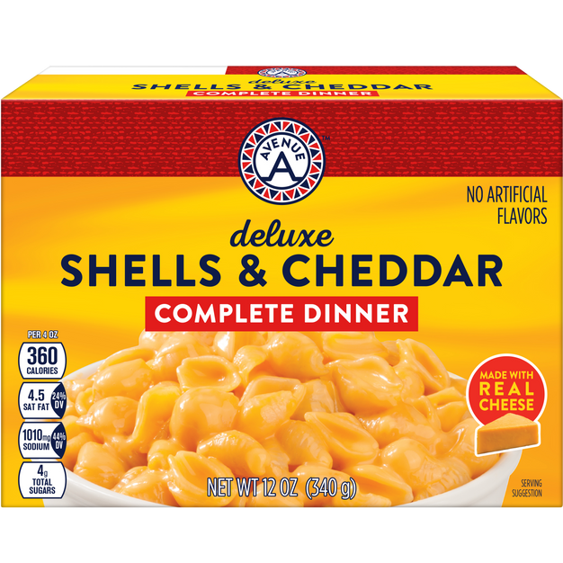 Deluxe Shells & Cheese