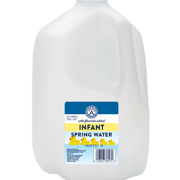 Infant Spring Water