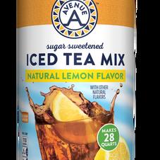 Iced Tea Mix with Lemon