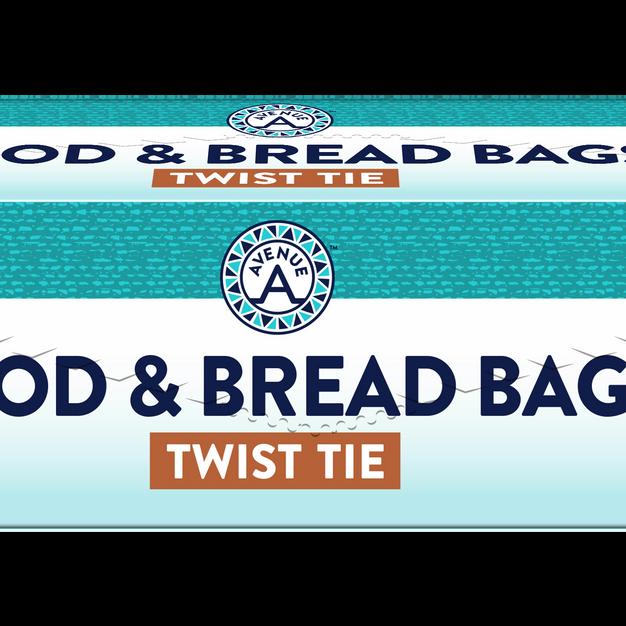 Food & Bread Storage Bag