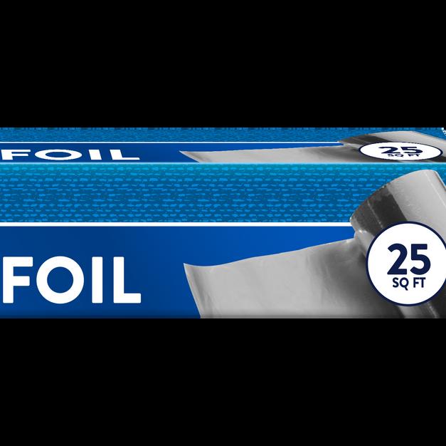 Aluminum Foil (25 sq ft)