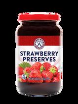 Strawberry Preserves 18oz.