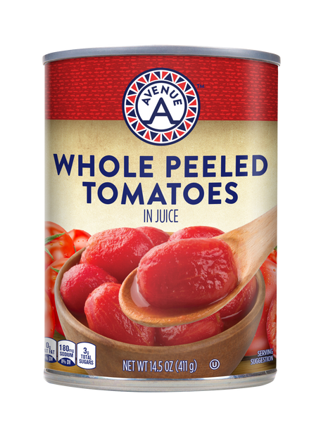 Whole Peeled Tomatoes