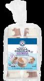 Vanilla and Chocolate Swirl Cups
