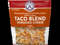 Shredded Taco Blend Cheese