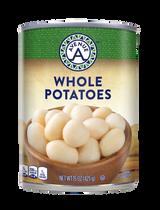 Whole Potatoes