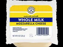 Whole Milk Mozzarella Cheese (8 oz.)