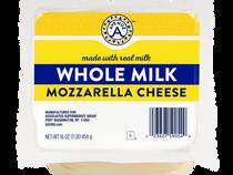 Whole Milk Mozzarella Cheese (16 oz.)