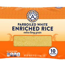 Enriched Parboiled Long Grain Rice