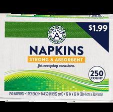 Napkins (250 count)