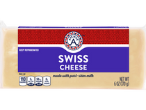 Chunk Swiss Cheese