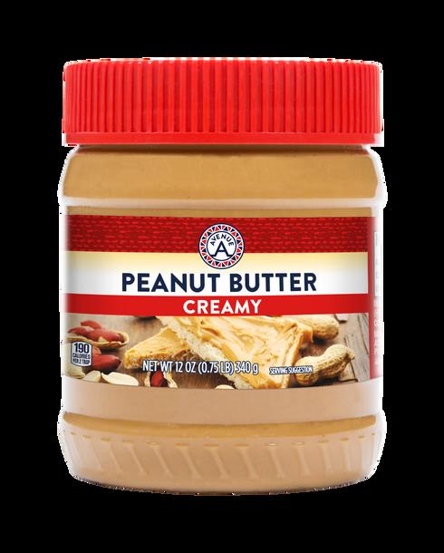 Creamy Peanut Butter 12oz