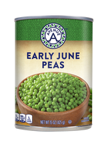 Early June Small Peas