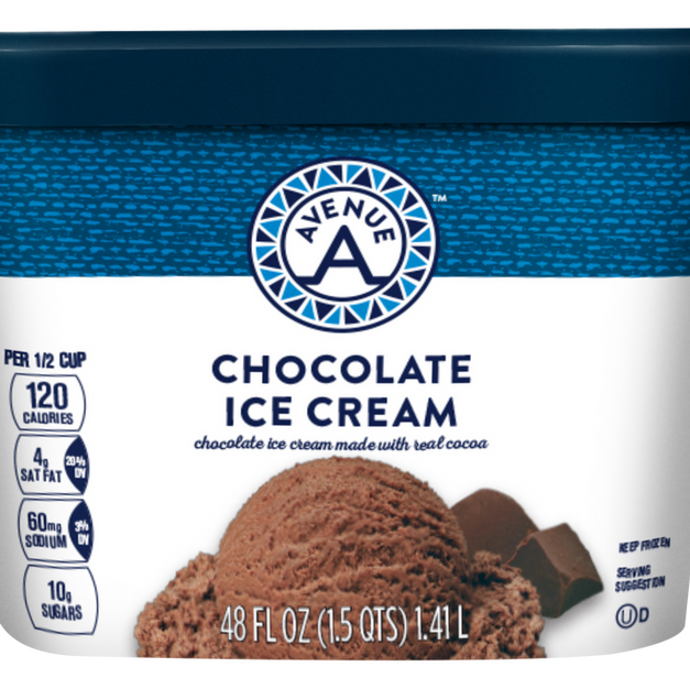 Chocololate Ice Cream.