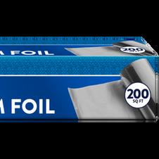 Aluminum Foil (200 sq ft)