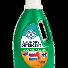 HD Mountain Scent Liquid Laundry Detergent