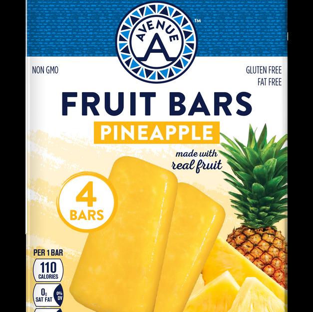 Pineapple Fruit Bars