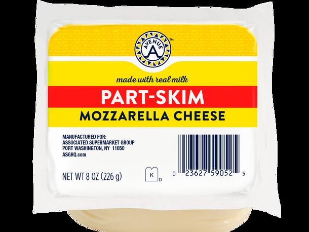 Part Skim Mozzarella Cheese (8 oz.)