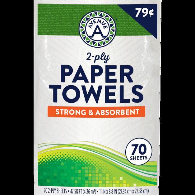 Paper Towel (70 sheets)