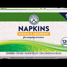 Napkins (120 count)