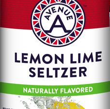 Lemon Lime Seltzer (1 liter)