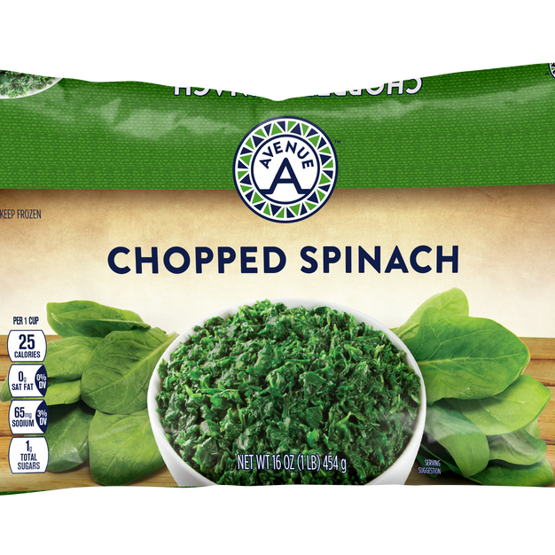 Chopped Spinach 16 oz.