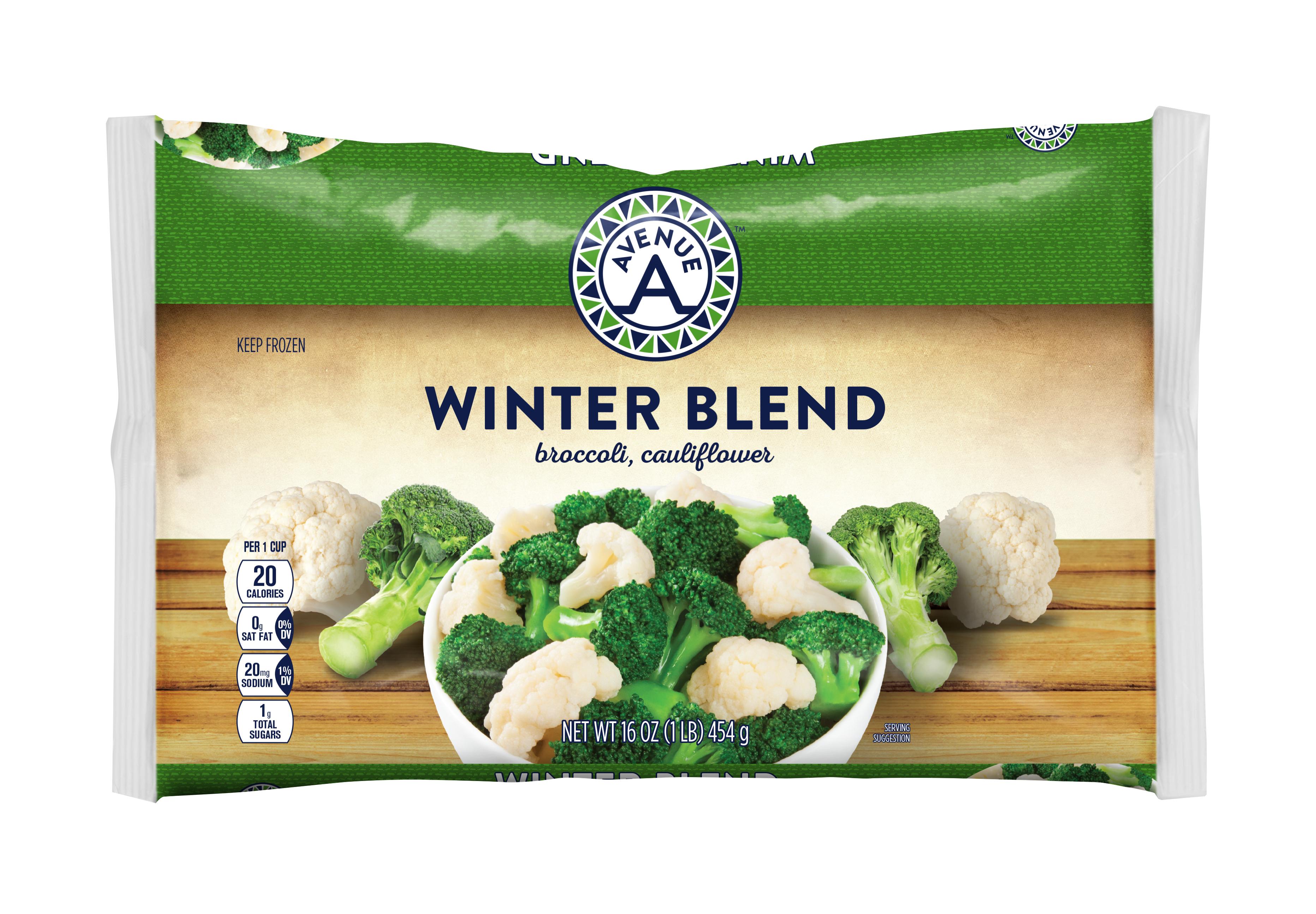 - Frozen Vegetables