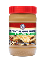 Reduced Fat Creamy Peanut Butter 16oz