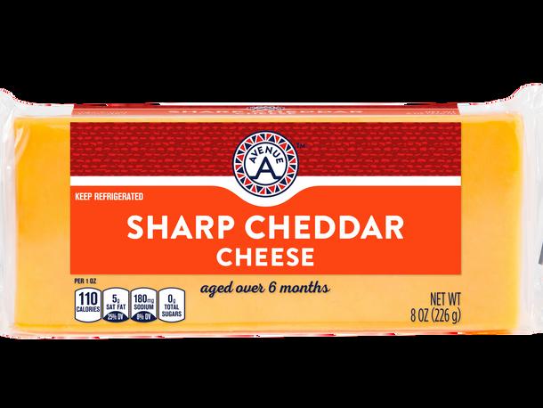 Chunk Sharp Cheddar Cheese