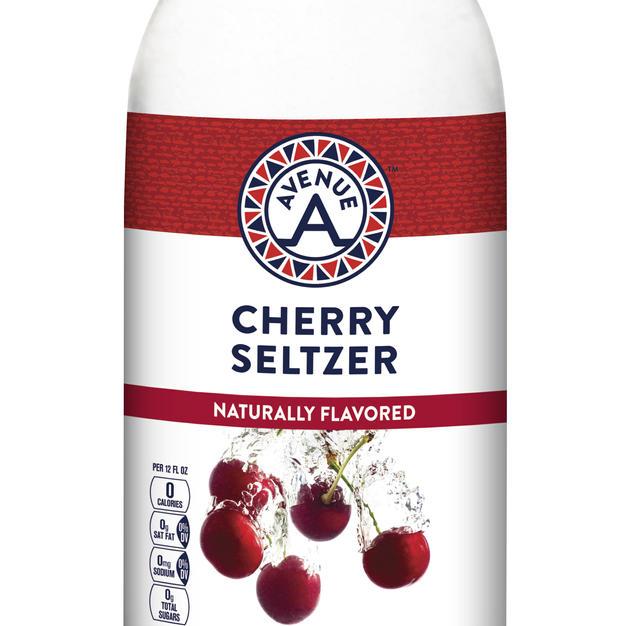Seltzer Cherry
