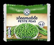 Steamable Petite Peas